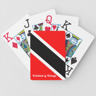 Trinidad and Tobago Bicycle Playing Cards