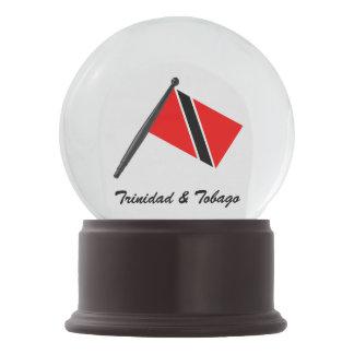 Trinidad and Tobago Snow Globes