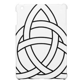 trinity knot celtic saxon viking norse nordic case for the iPad mini