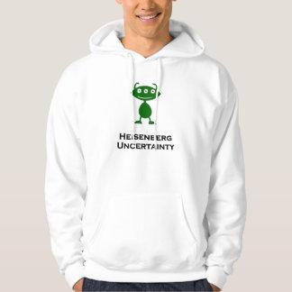 Triple Eye Heisenberg Uncertainty green Hoodie