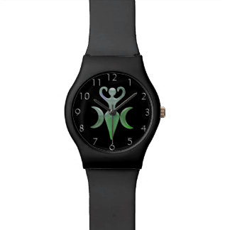 Triple Goddess Watch