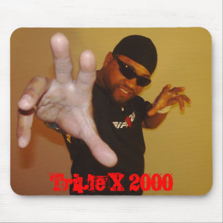 Triple X  2000 006, Triple X 2000 Mouse Mat