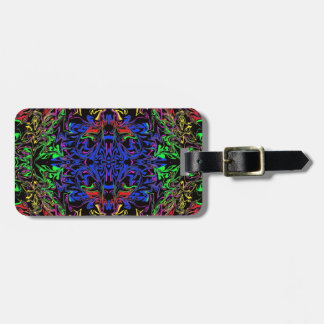 Tripping The 60s Luggage Tag