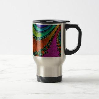 Trippy Fractal Art Mug