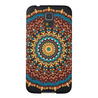 Trippy Mandala Samsung Galaxy S5, Barely There Galaxy S5 Case