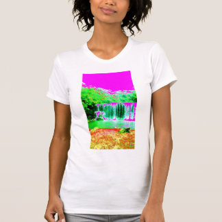 Trippy Waterfall  Womens' Summer Tank Top