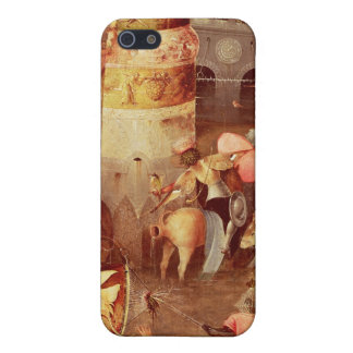 Triptych of the Temptation of St. Anthony iPhone 5/5S Cover
