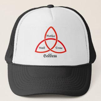 triquetra 1 trucker hat