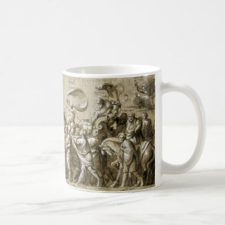 Triumph of Wealth by Hans Holbein the Younger Coffee Mug