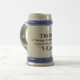 Troha's Beer Stein
