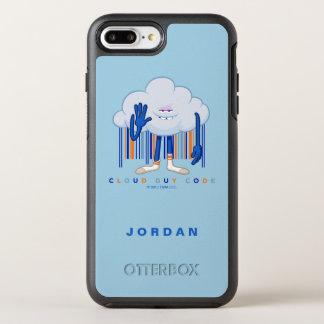 Trolls| Cloud Guy Code OtterBox Symmetry iPhone 8 Plus/7 Plus Case