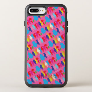 Trolls | Hugfest Pattern OtterBox Symmetry iPhone 8 Plus/7 Plus Case