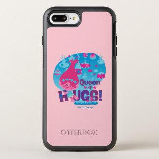 Trolls | Poppy - Queen of Hugs! OtterBox Symmetry iPhone 8 Plus/7 Plus Case