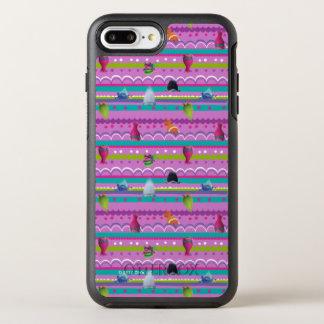 Trolls | Show Your True Colors Pattern OtterBox Symmetry iPhone 8 Plus/7 Plus Case