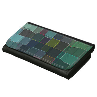 Tropic Squared Wallets For Women