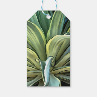Tropical Agave Gift Tags