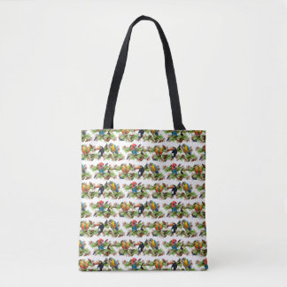 Tropical All-Over-Print Bag