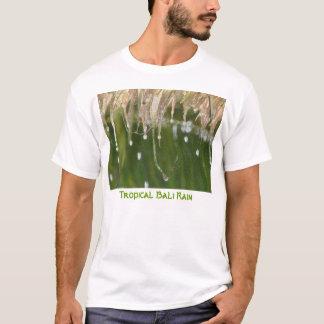 Tropical Bali Rain T-Shirt