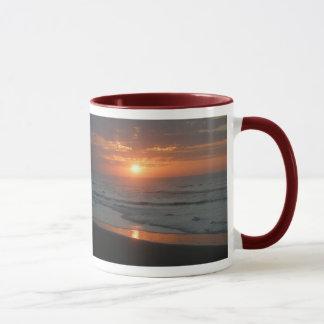 Tropical Bali Sunset Mug