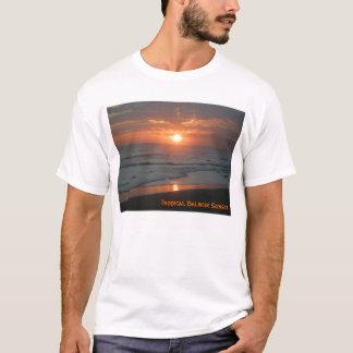 Tropical Balinese Sunset T-Shirt