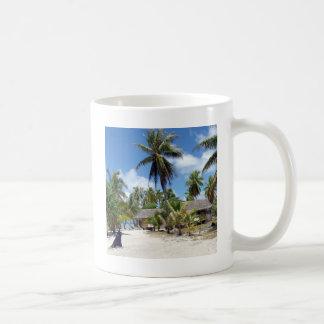 Tropical Bed And Breakfast Coffee Mug