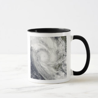 Tropical Cyclone Fanele over Madagascar Mug