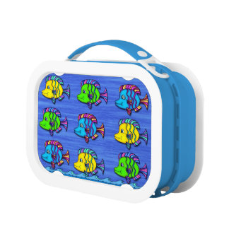 Tropical Fish 1 Lunch Box