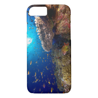 Tropical Fish on the Great Barrier Reef iPhone 7 Case