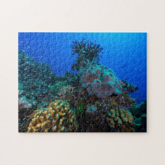 Tropical Fish on the Great Barrier Reef Jigsaw Puzzle