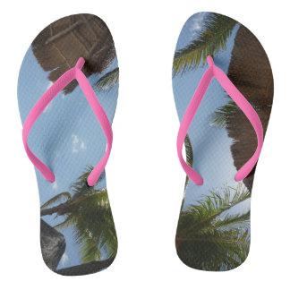 Tropical Flip Flops Thongs