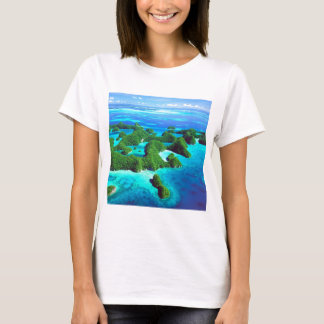 Tropical Island Republic Palau T-Shirt
