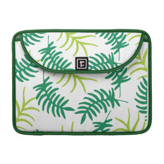 Tropical Leaves Sleeve for Macbook Pro