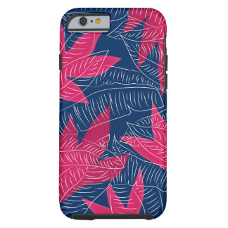 Tropical Palm Sketch iPhone 6/6s case