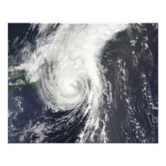 Tropical Storm Krovanh Photo Print