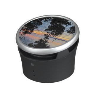 Tropical sunset speaker