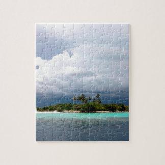 Tropical Treasure Cove Island Jigsaw Puzzles