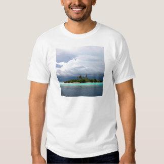 Tropical Treasure Cove Island T Shirts