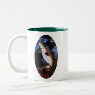 Trout Bedding Coffee Mug