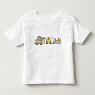Truck and vehicles toddler T-Shirt