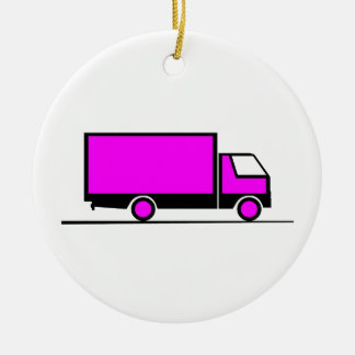 Truck - Truck (06) Christmas Ornament