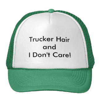 Trucker Hair Cap