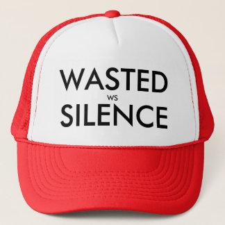 Trucker hat political