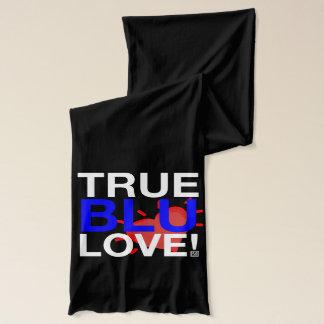 True Blu Love Scarf