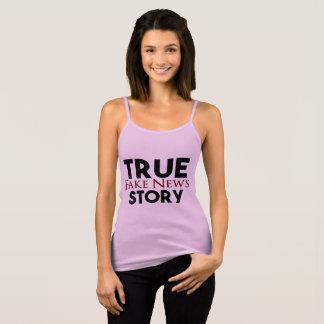 True Story Fake News Singlet