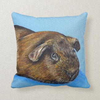 Truffle the Guinea Pig Cushion