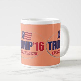 TRUMP 2016 LARGE COFFEE MUG