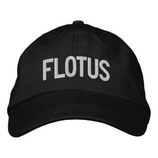 Trump 2020 FLOTUS design Embroidered Hat