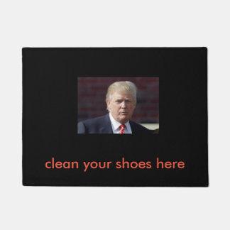 trump door mat