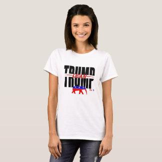 TRUMP-lican women's tee