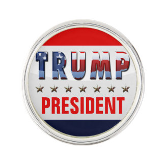 Trump President in 2016 Lapel Pin